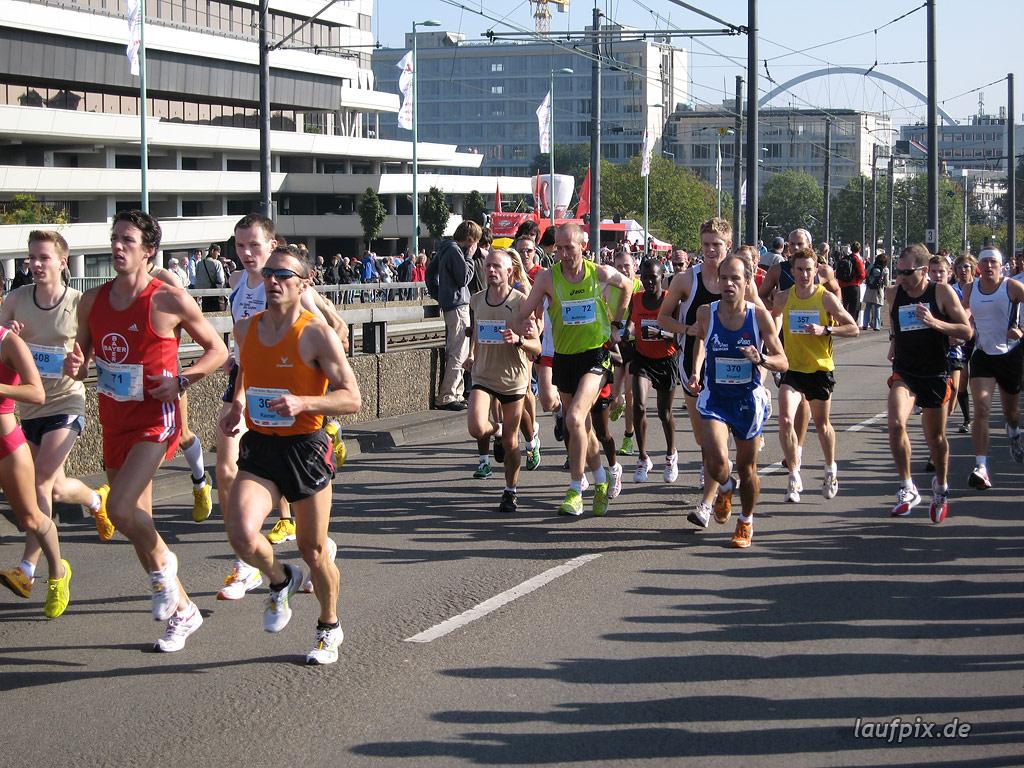 Köln Marathon 2007 - 27