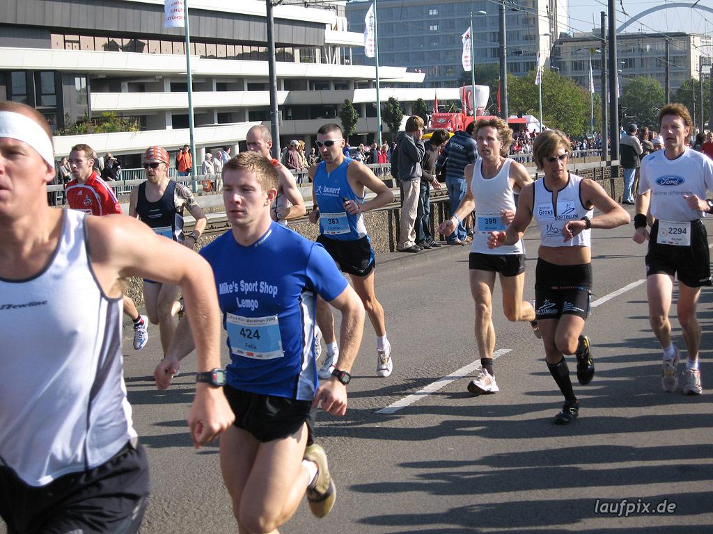 Köln Marathon 2007 - 28