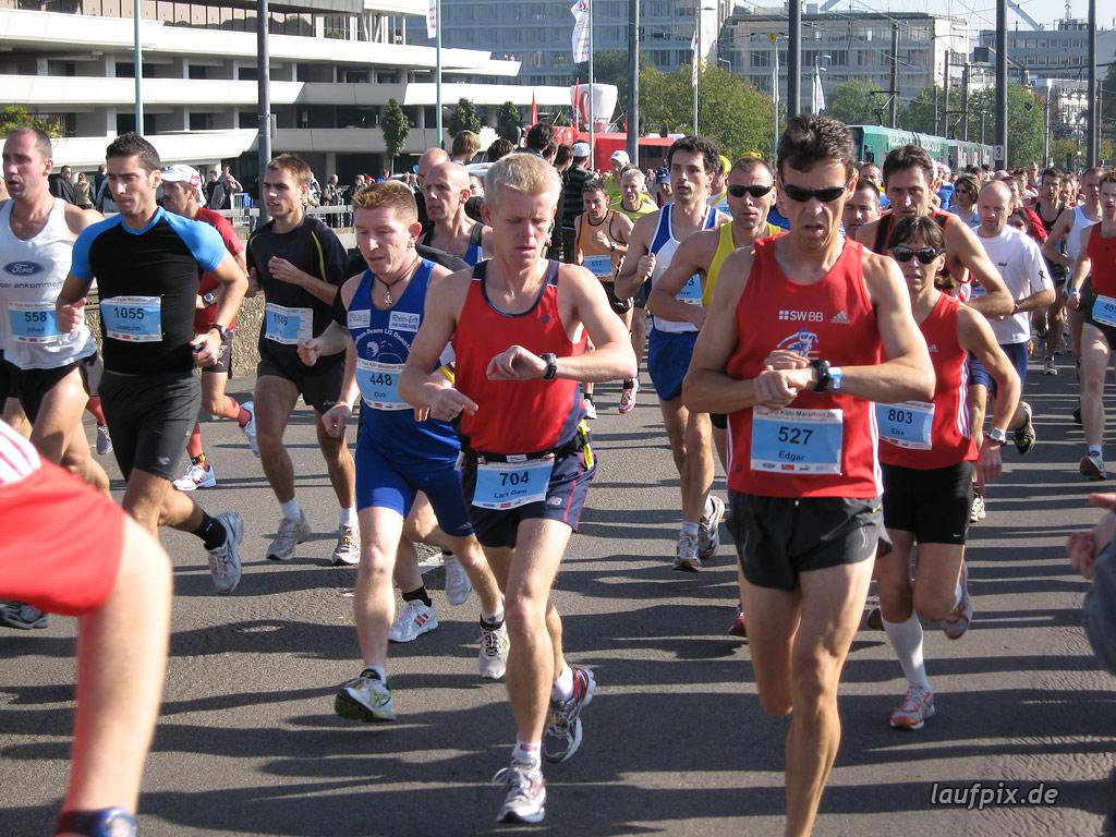 Köln Marathon 2007 - 49