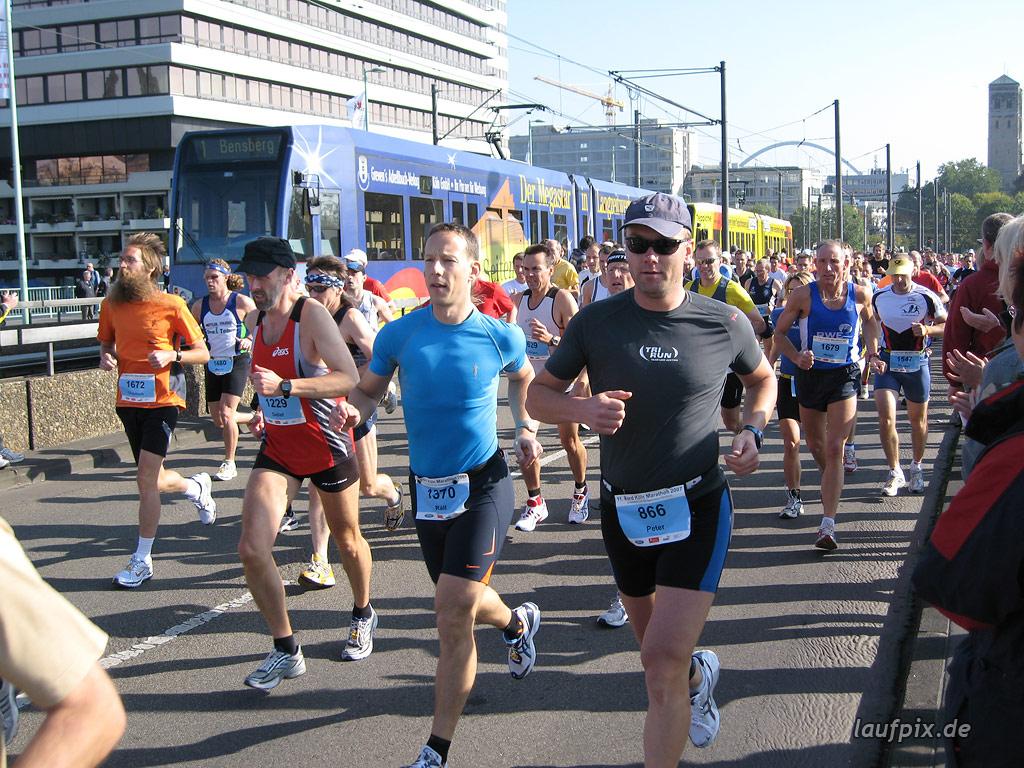 Köln Marathon 2007 - 72