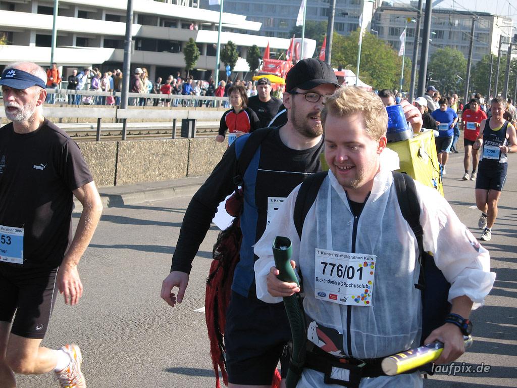 Köln Marathon 2007 - 118