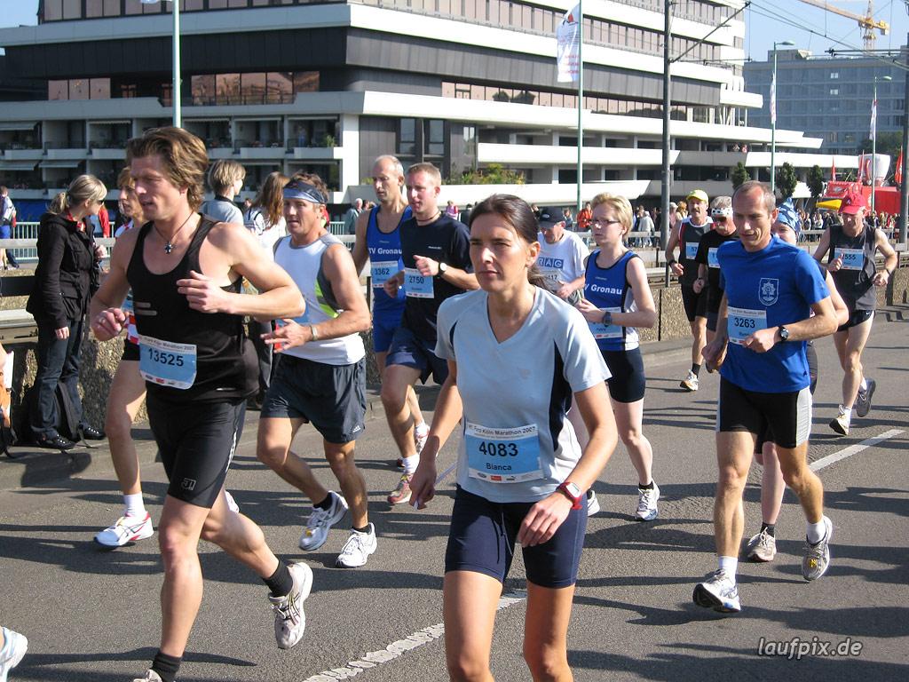 Köln Marathon 2007 - 195