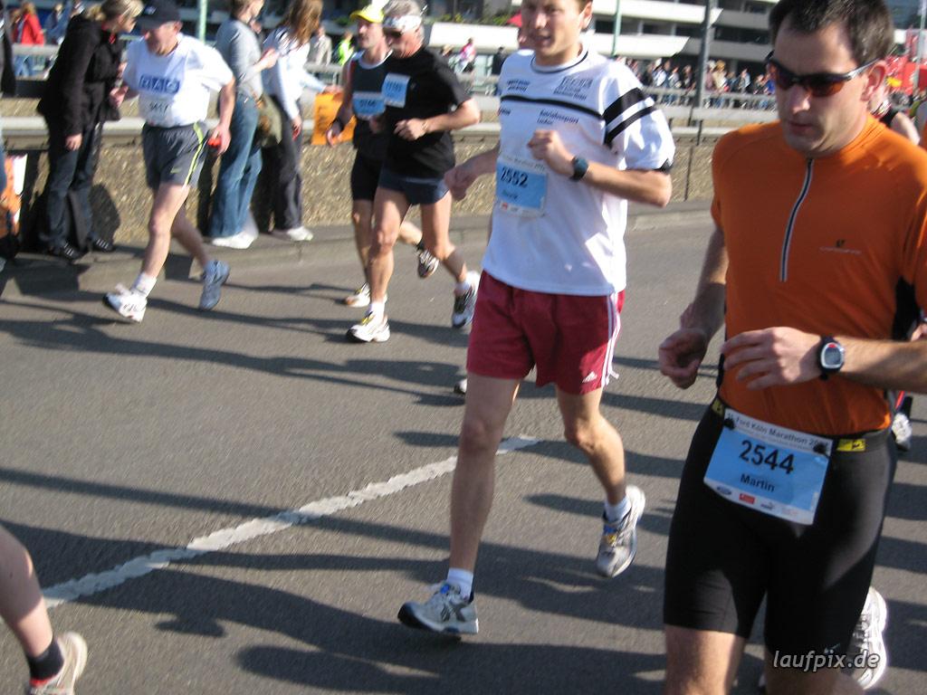 Köln Marathon 2007 - 196