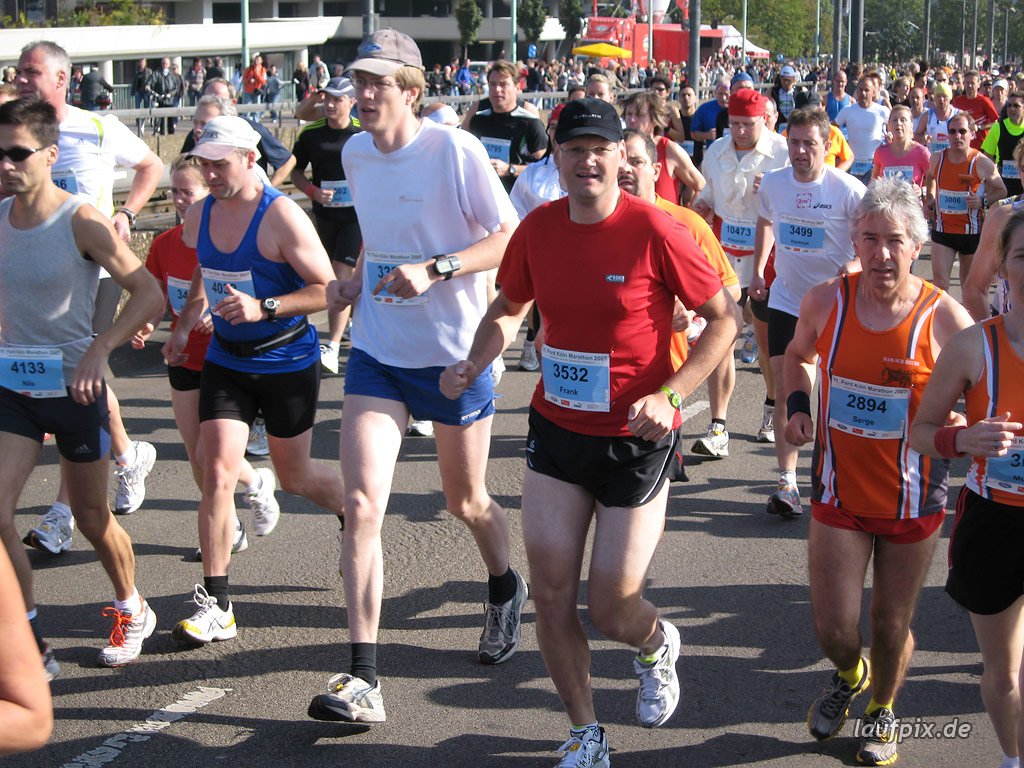 Köln Marathon 2007 - 197