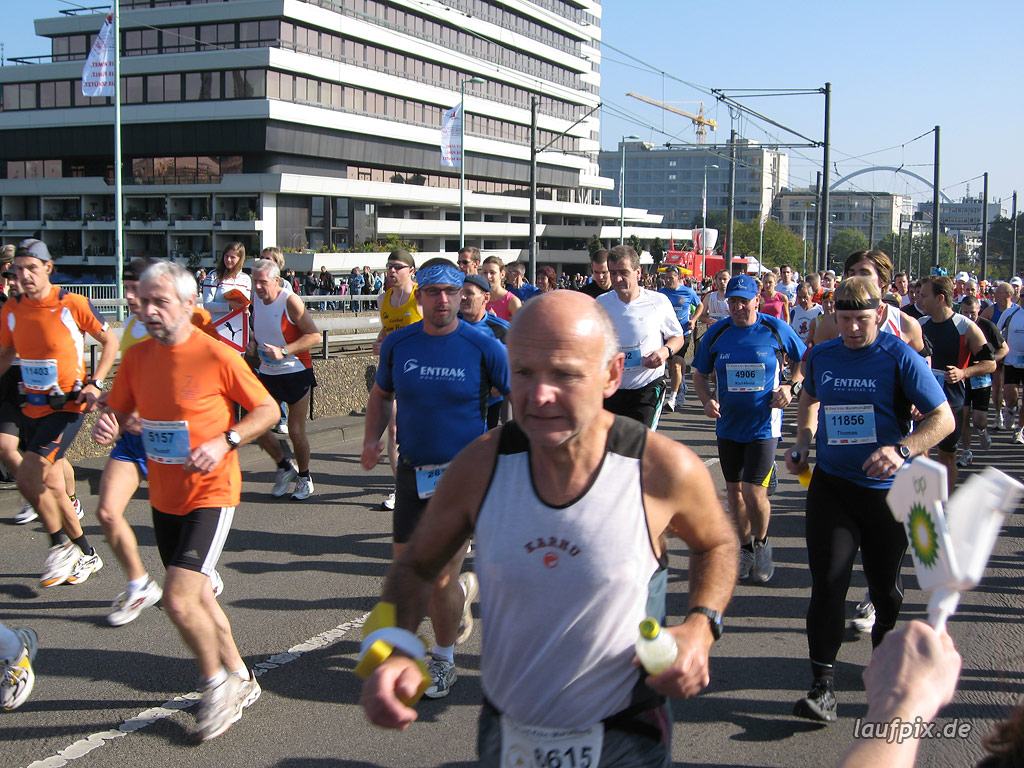 Köln Marathon 2007 - 327