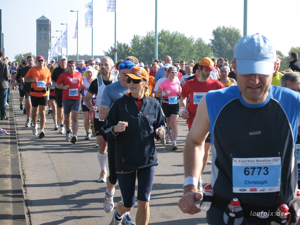 Köln Marathon 2007 - 586