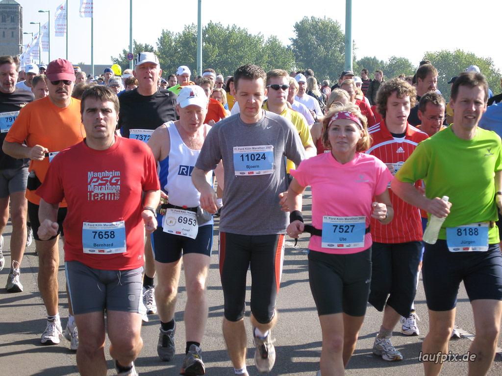 Köln Marathon 2007 - 592