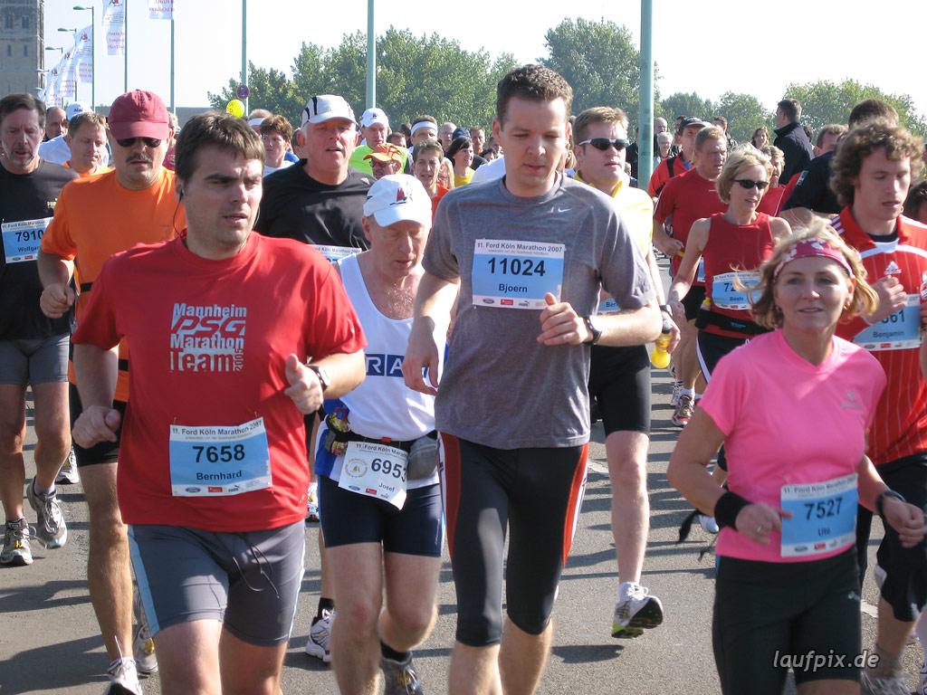 Köln Marathon 2007 - 593