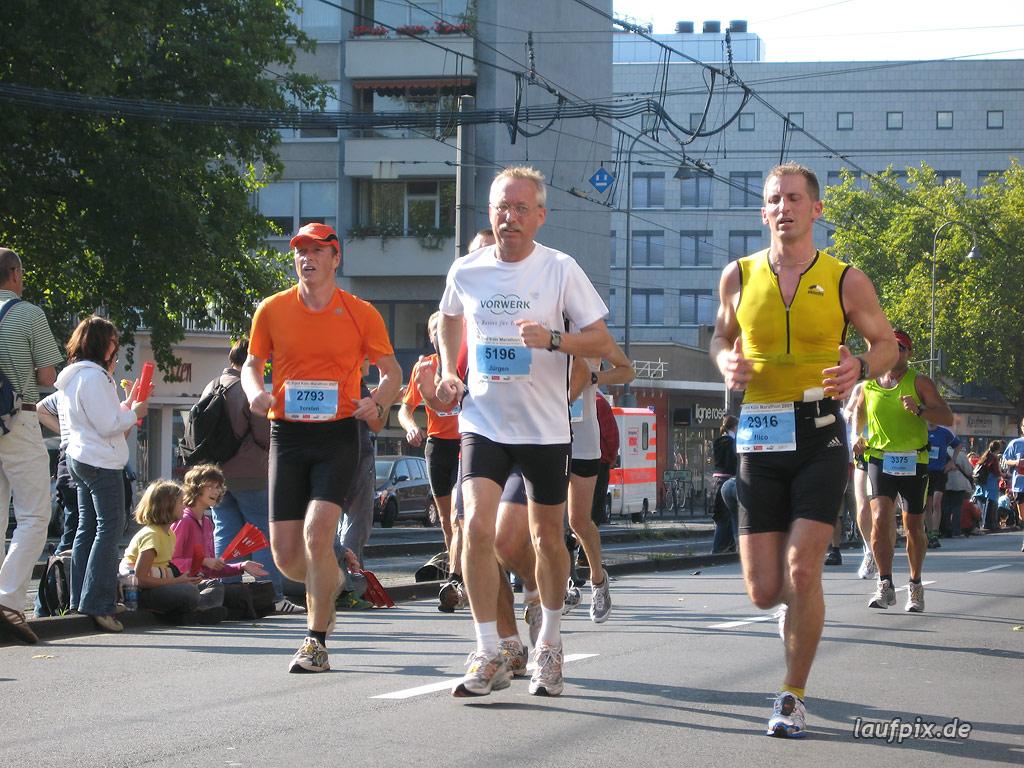 Köln Marathon 2007 - 781