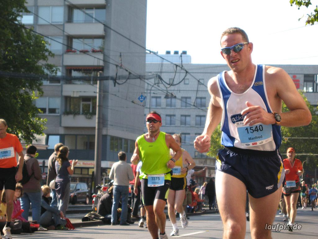 Köln Marathon 2007 - 782