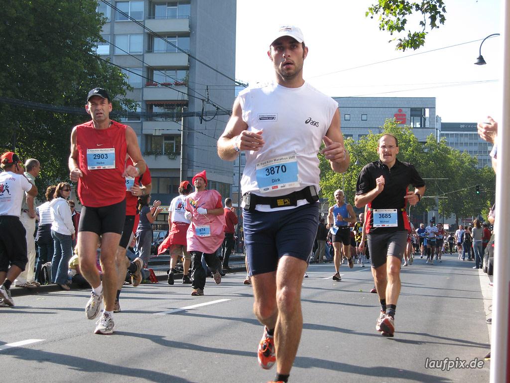 Köln Marathon 2007 - 812