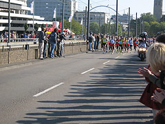 Köln Marathon 2007 - 6
