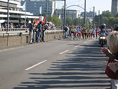 Köln Marathon 2007 - 7