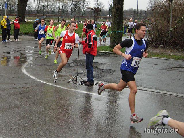 Winter-Laufserie Hamm 2008