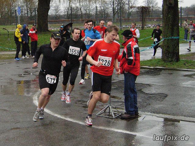 Winter-Laufserie Hamm 2008 - 14