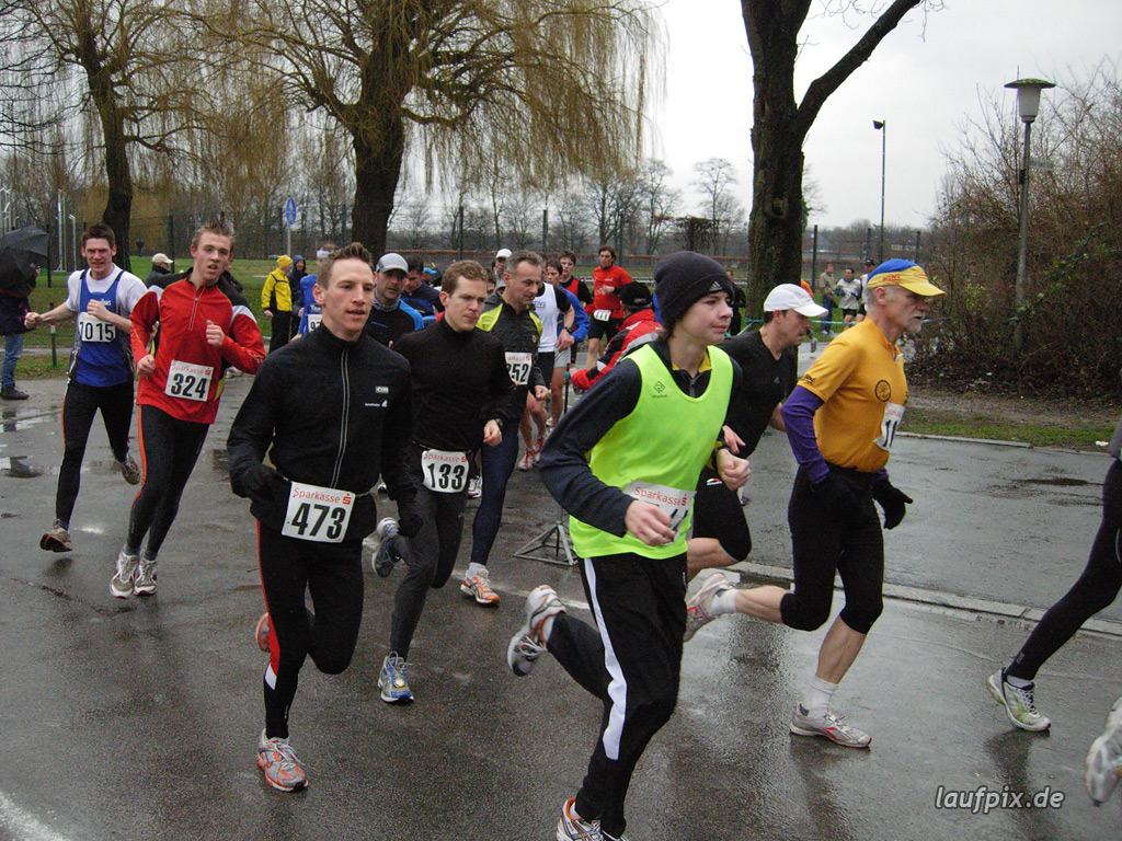 Winter-Laufserie Hamm 2008 - 30