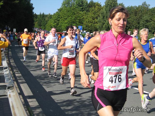 Volkslauf Bad-Wünnenberg - 10km 2009