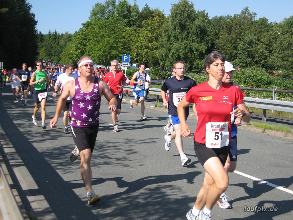 Volkslauf Bad-Wünnenberg - 10km 2009 - 31