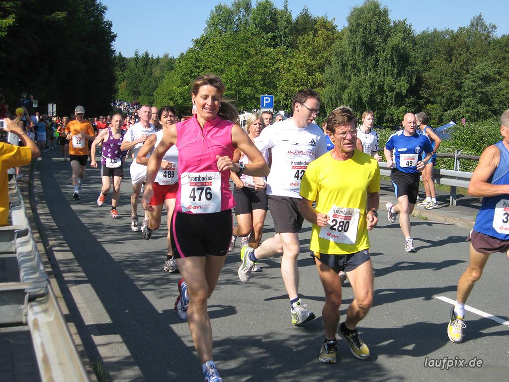 Volkslauf Bad-Wünnenberg - 10km 2009 Foto (45)