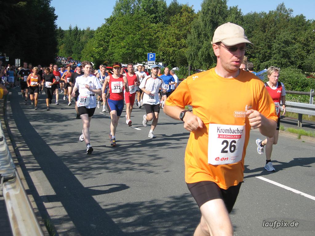 Volkslauf Bad-Wünnenberg - 10km 2009 - 51