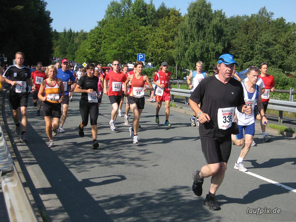 Volkslauf Bad-Wünnenberg - 10km 2009 - 56