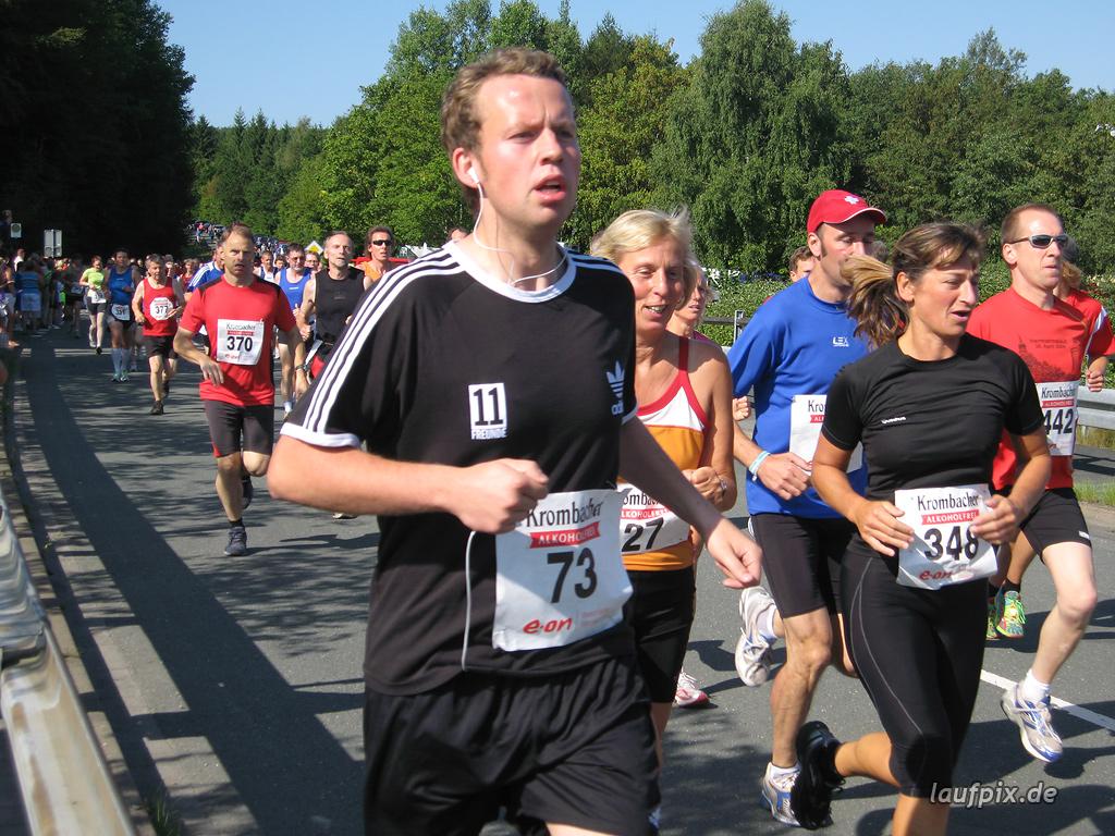 Volkslauf Bad-Wünnenberg - 10km 2009 Foto (59)