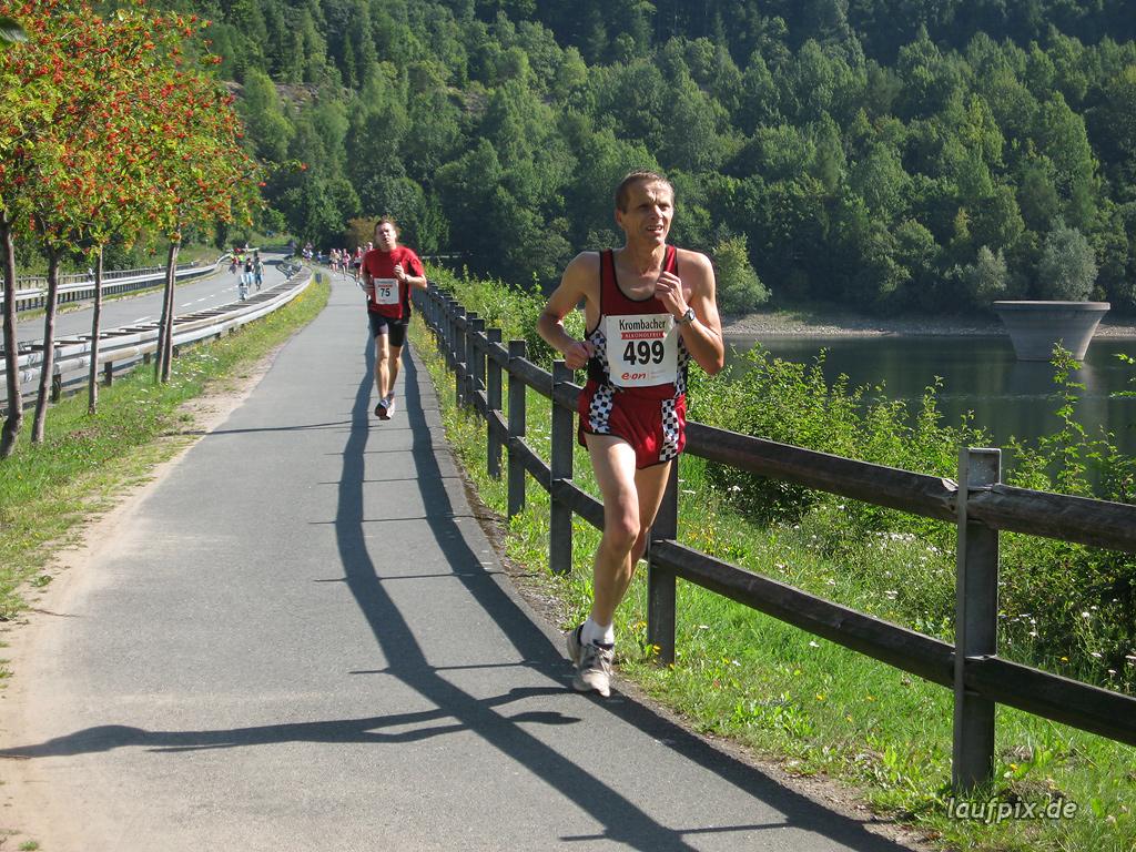 Volkslauf Bad-Wünnenberg - 10km 2009 - 331