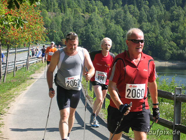 Volkslauf Bad-Wünnenberg - 21km 2009