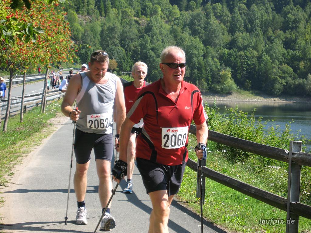 Volkslauf Bad-Wünnenberg - 21km 2009 - 14