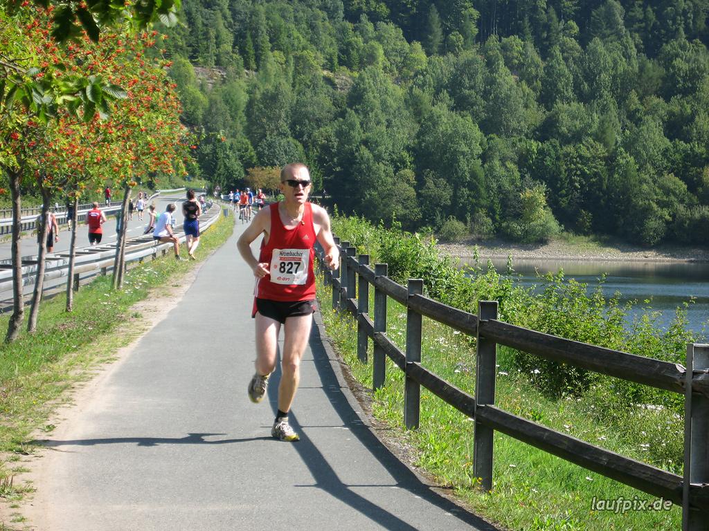 Volkslauf Bad-Wünnenberg - 21km 2009 - 16