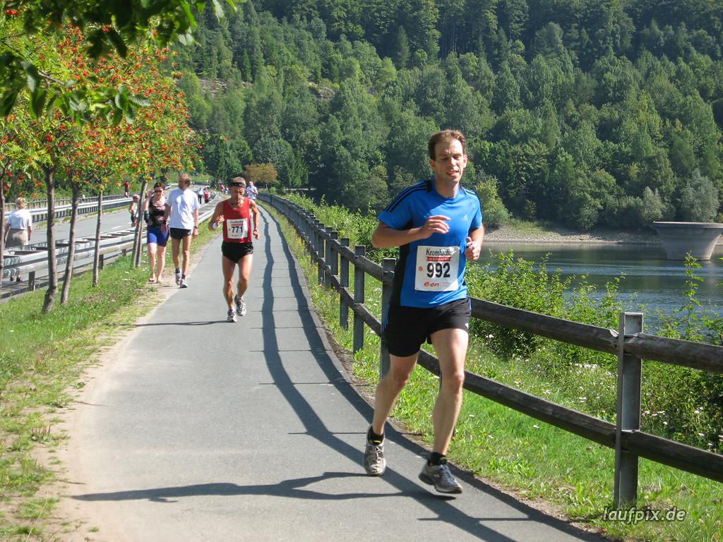 Volkslauf Bad-Wünnenberg - 21km 2009 - 19