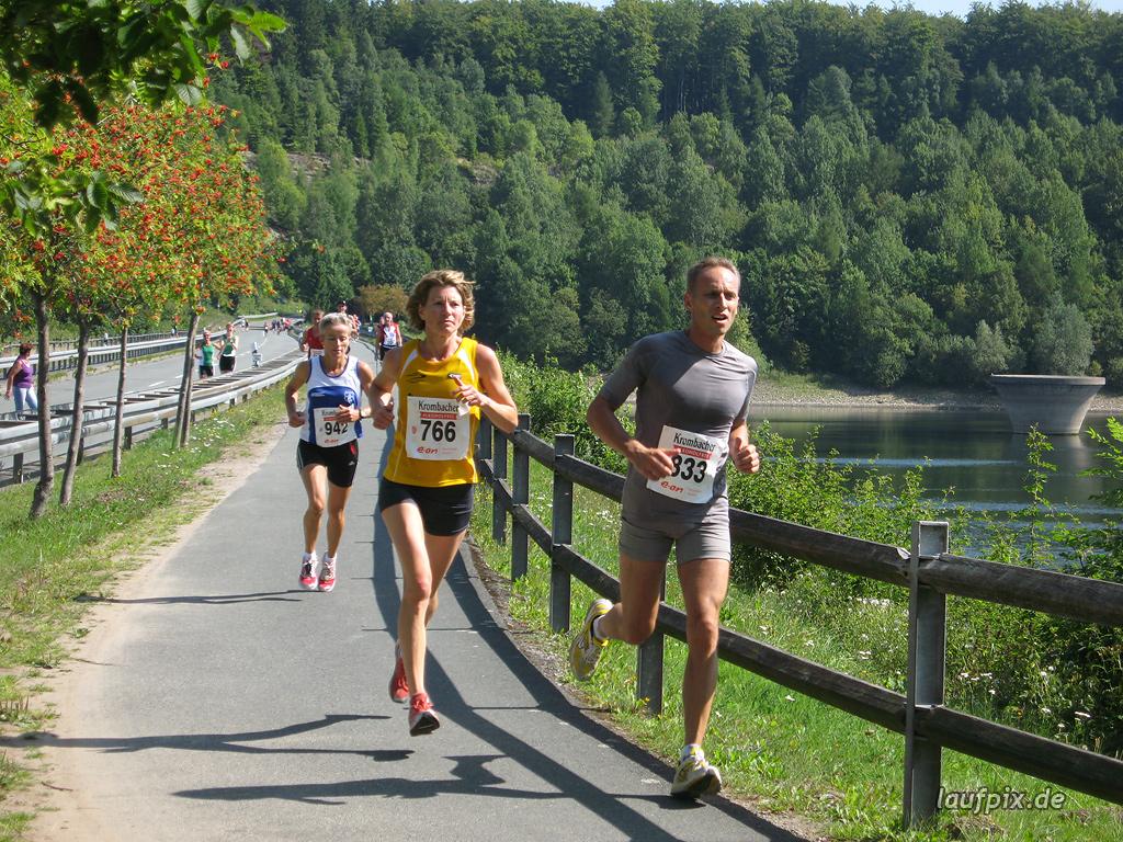 Volkslauf Bad-Wünnenberg - 21km 2009 - 26