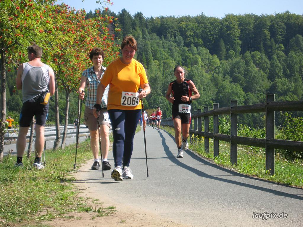 Volkslauf Bad-Wünnenberg - 21km 2009 - 40