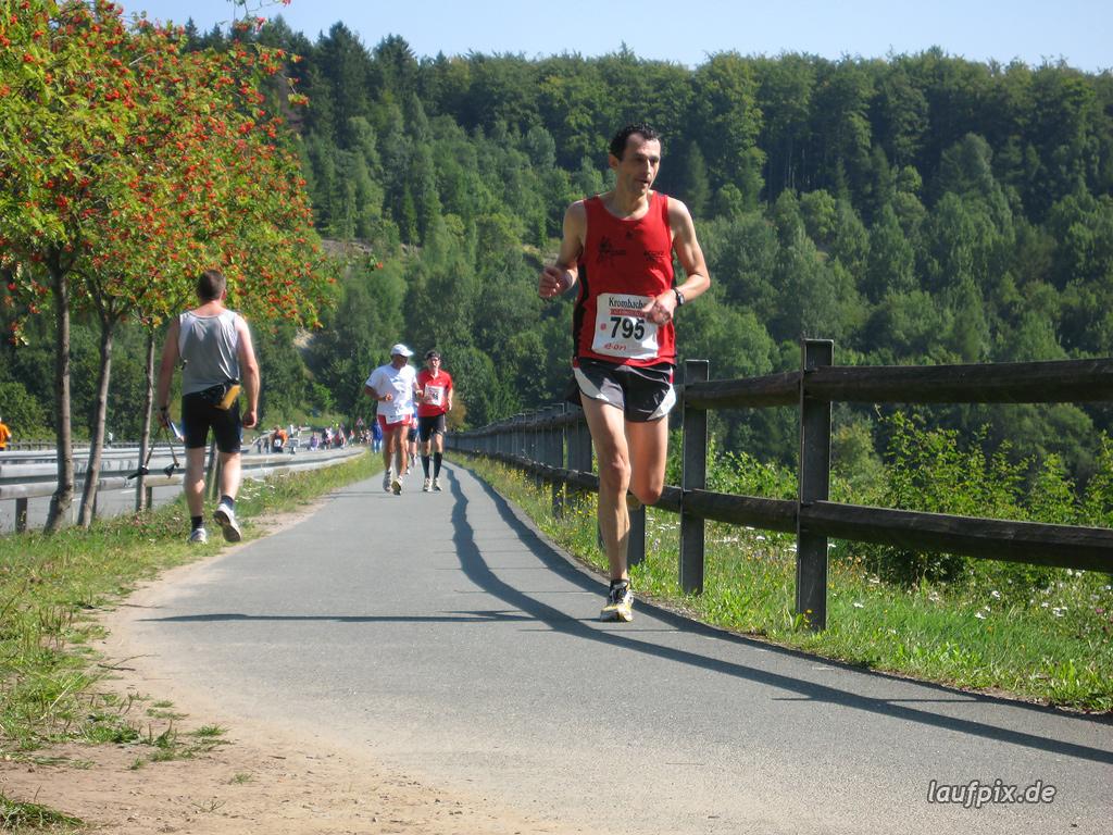 Volkslauf Bad-Wünnenberg - 21km 2009 - 42