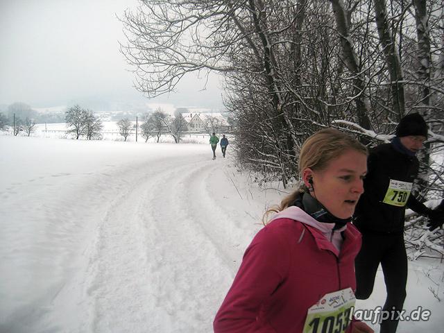 Weihnachts Crosslauf Borgholzhausen 2010
