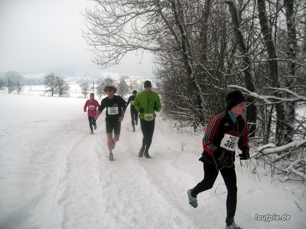 Weihnachts Crosslauf Borgholzhausen 2010 - 260
