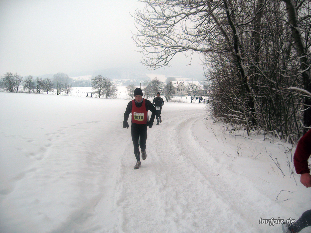 Weihnachts Crosslauf Borgholzhausen 2010 - 286