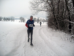 Crosslauf Weihnachtslauf in Borgholzhausen