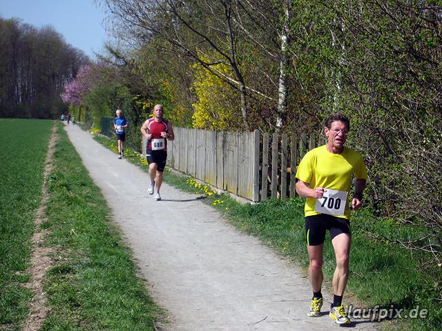 Waldlauf Steinhausen 2011