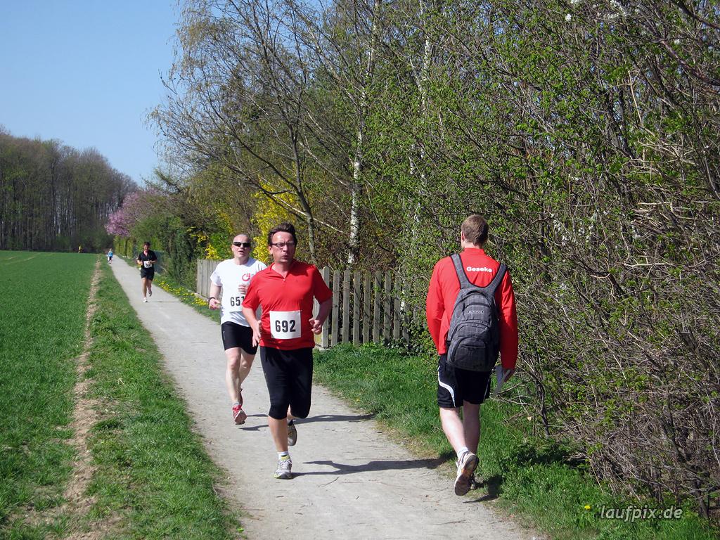 Waldlauf Steinhausen 2011 - 58