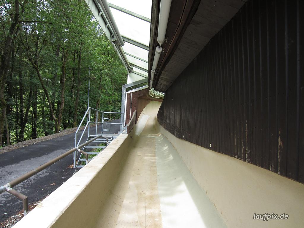 Bergzeitfahren Bobbahn Winterberg 2011 - 5