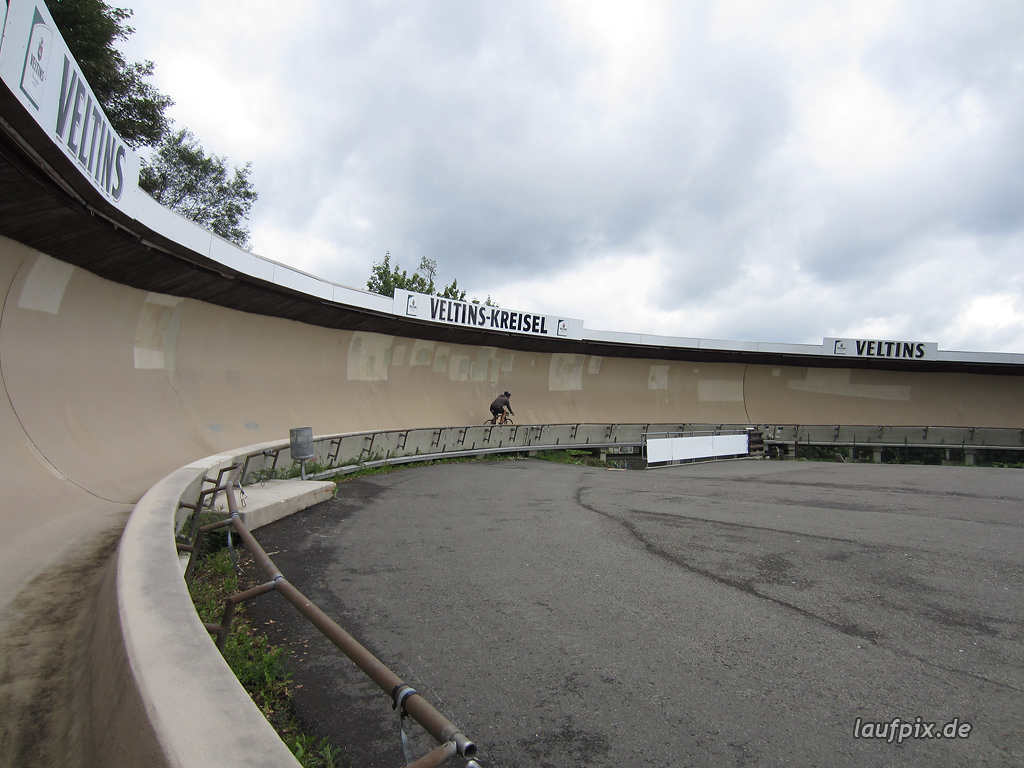 Bergzeitfahren Bobbahn Winterberg 2011 - 7