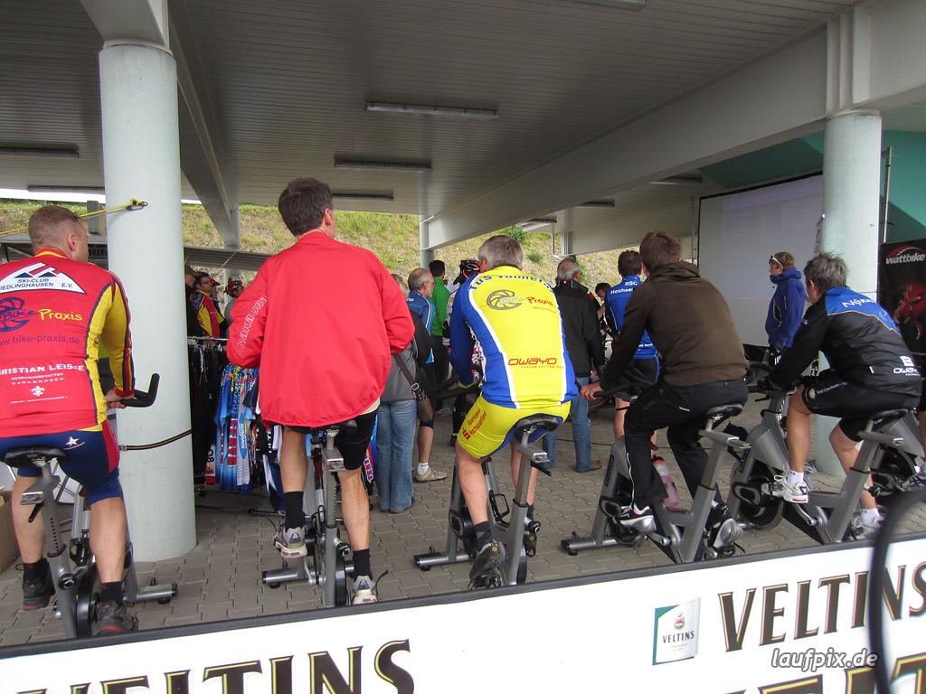 Bergzeitfahren Bobbahn Winterberg 2011 - 11
