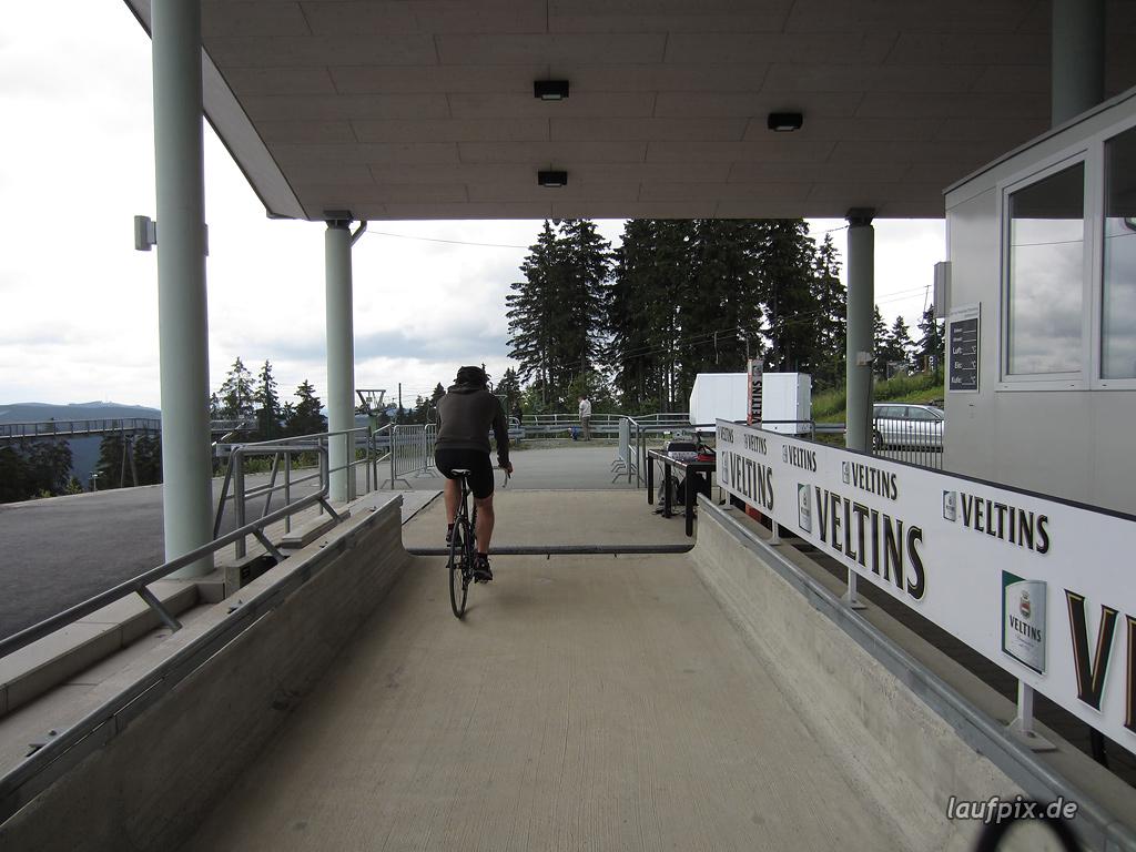 Bergzeitfahren Bobbahn Winterberg 2011 - 12