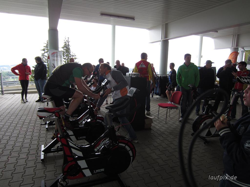 Bergzeitfahren Bobbahn Winterberg 2011 - 16
