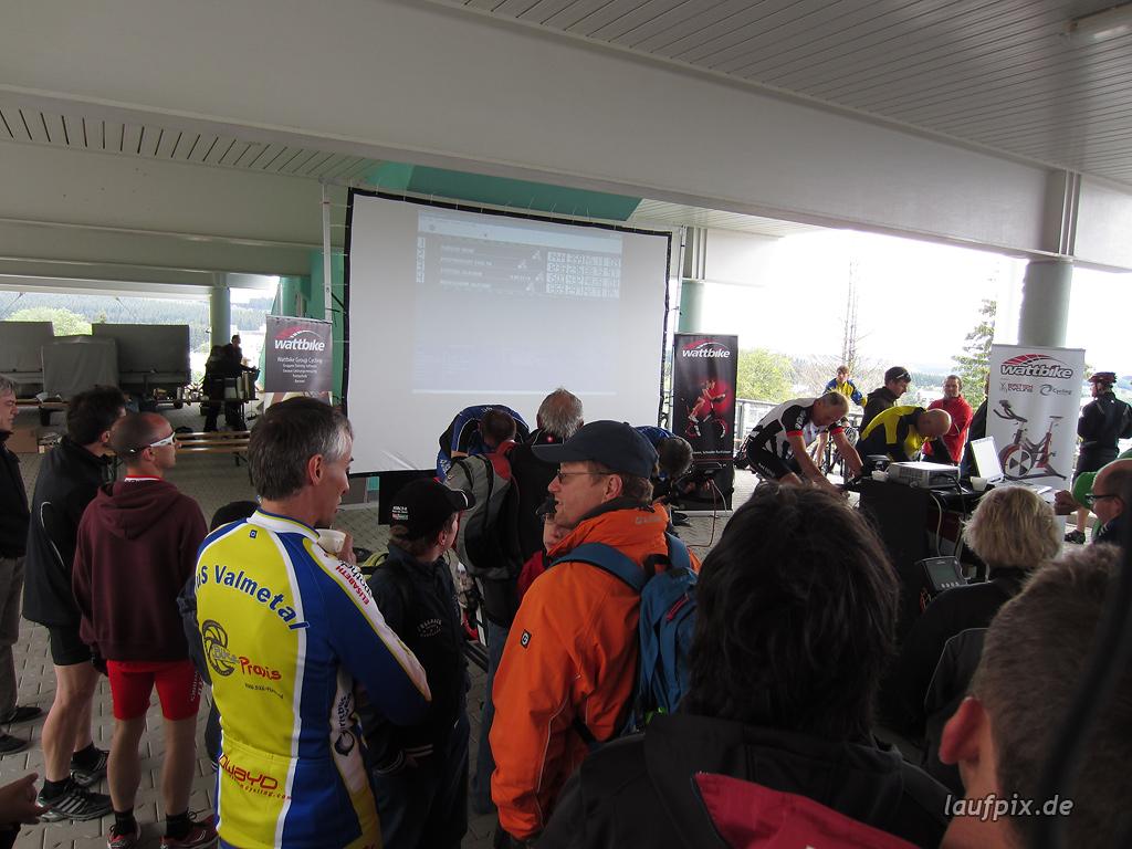 Bergzeitfahren Bobbahn Winterberg 2011 - 18