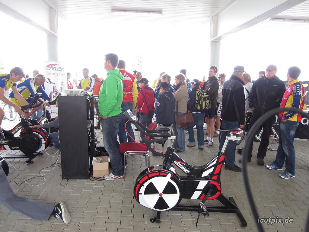 Bergzeitfahren Bobbahn Winterberg 2011 - 21