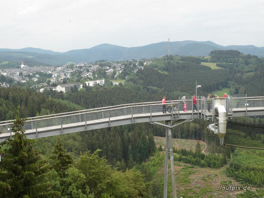 Bergzeitfahren Bobbahn Winterberg 2011 - 47