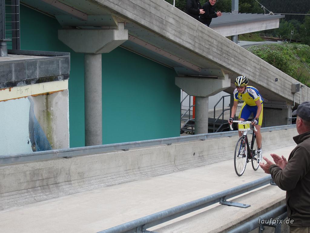 Bergzeitfahren Bobbahn Winterberg 2011 - 51