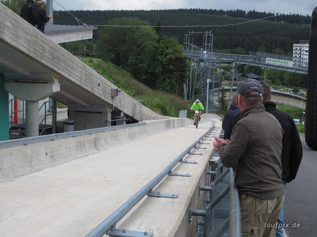 Bergzeitfahren Bobbahn Winterberg 2011 - 57